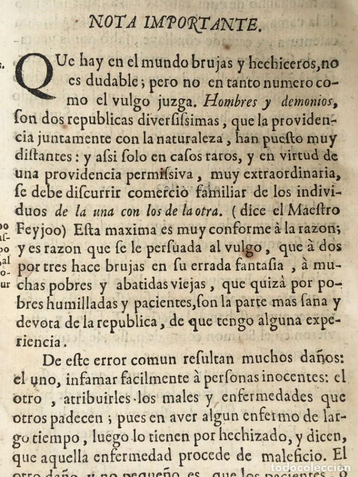 Libros antiguos: 1741 - BRUJAS - HECHICEROS - ENDEMONIADOS - ORDEN DE LA MERCED - PERGAMINO - ZARAGOZA - Jaca Huesca - Foto 62 - 259767310
