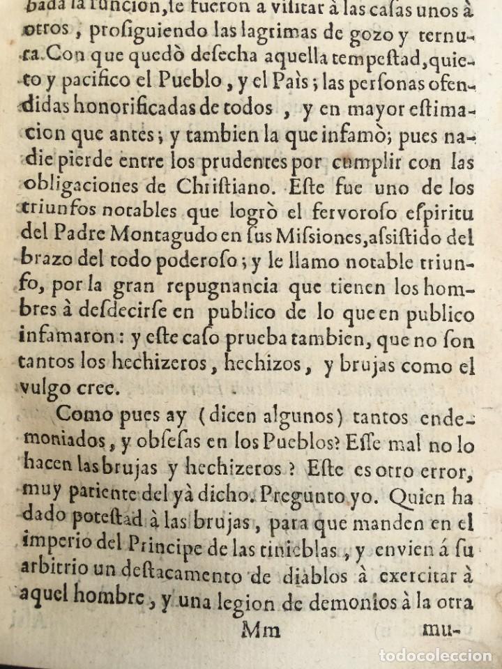 Libros antiguos: 1741 - BRUJAS - HECHICEROS - ENDEMONIADOS - ORDEN DE LA MERCED - PERGAMINO - ZARAGOZA - Jaca Huesca - Foto 64 - 259767310