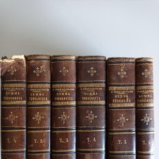 Libri antichi: SUMMA THEOLOGÍA. Lote 260559855
