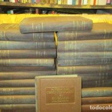 Libros antiguos: OBRES COMPLETES (25 VOLS. - COMPLETA) JOSEP TORRAS I BAGES. BISBE DE VICH. - BUEN ESTADO. EN CATALAN. Lote 260785680
