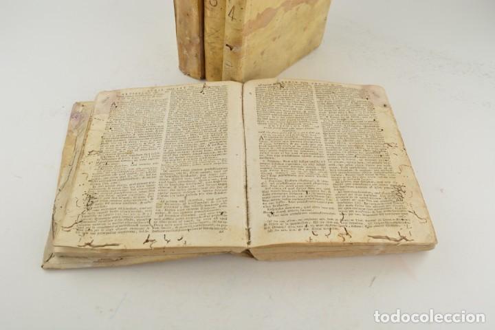 Libros antiguos: Divi Thomae Aquinatis Doctoris Angelici, 4 tomos, 1787, Simon Occhi, Venetiis. 23,5x19cm - Foto 3 - 260828500