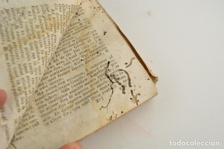 Libros antiguos: Divi Thomae Aquinatis Doctoris Angelici, 4 tomos, 1787, Simon Occhi, Venetiis. 23,5x19cm - Foto 5 - 260828500