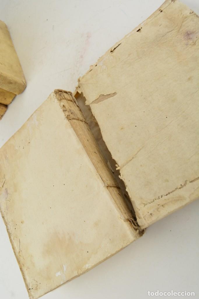 Libros antiguos: Divi Thomae Aquinatis Doctoris Angelici, 4 tomos, 1787, Simon Occhi, Venetiis. 23,5x19cm - Foto 6 - 260828500
