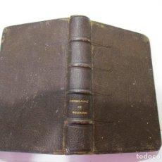 Libros antiguos: L´IMITATION DE JÉSUS-CHRIST (EN FRANCÉS) W6914. Lote 260834825