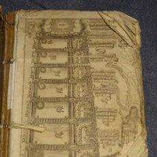Libros antiguos: (MF) JUAN DE ROJAS Y AUSA: REPRESENTACIONES DE LA VERDAD VESTIDA 1679 SANTA TERESA EMBLEMAS MÍSTICA. Lote 261532380