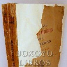 Libros antiguos: TARÍN Y JUANEDA, FRANCISCO. LA REAL CARTUJA DE MIRAFLORES (BURGOS). SU HISTORIA Y DESCRIPCIÓN. Lote 261937675