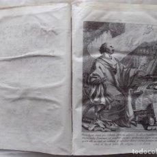 Libros antiguos: LIBRERIA GHOTICA. LUJOSA EDICIÓN DE LA CIUDAD DE DIOS DE SAN AGUSTIN.1771. FOLIO. PERGAMINO.. Lote 262800260