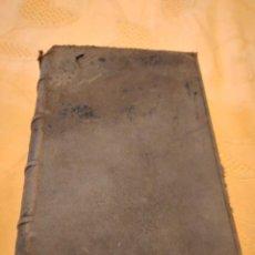 Libros antiguos: BAL-10 LIBRO LOTE 4 TOMOS AÑO CRISTIANO JUAN CROISSET 1882- ENERO NOVIEMBRE DIAS DE CUARESMA SEPTIEM. Lote 262811615