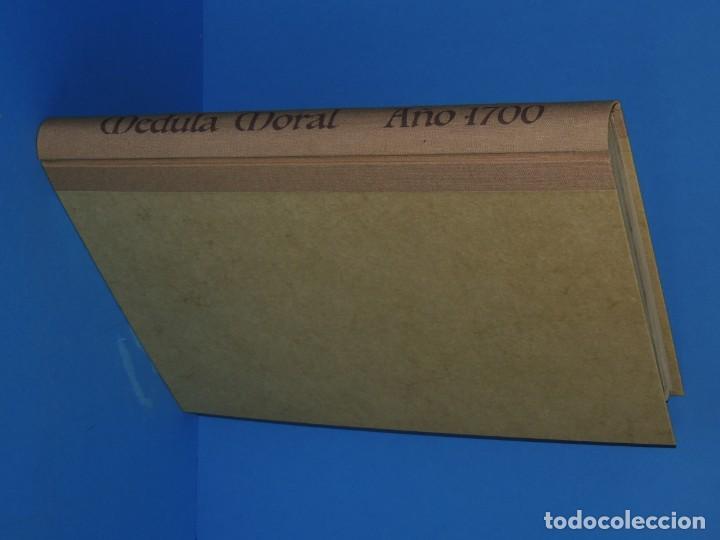 Libros antiguos: MEDULA DE LA THEOLOGIA MORAL.- BUSEMBAUM (AÑO 1700) - Foto 4 - 262922610