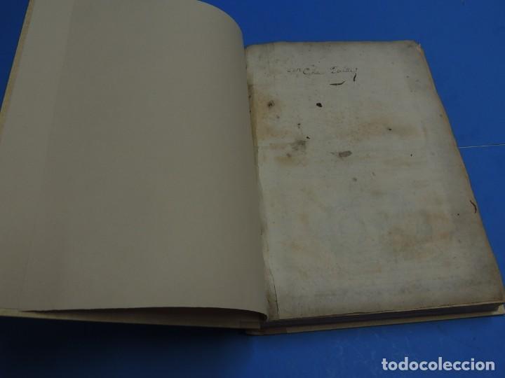 Libros antiguos: MEDULA DE LA THEOLOGIA MORAL.- BUSEMBAUM (AÑO 1700) - Foto 6 - 262922610