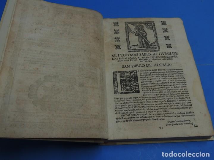 Libros antiguos: MEDULA DE LA THEOLOGIA MORAL.- BUSEMBAUM (AÑO 1700) - Foto 8 - 262922610