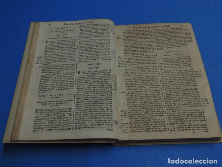 Libros antiguos: MEDULA DE LA THEOLOGIA MORAL.- BUSEMBAUM (AÑO 1700) - Foto 11 - 262922610