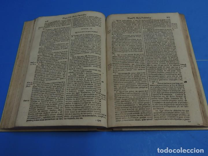 Libros antiguos: MEDULA DE LA THEOLOGIA MORAL.- BUSEMBAUM (AÑO 1700) - Foto 15 - 262922610