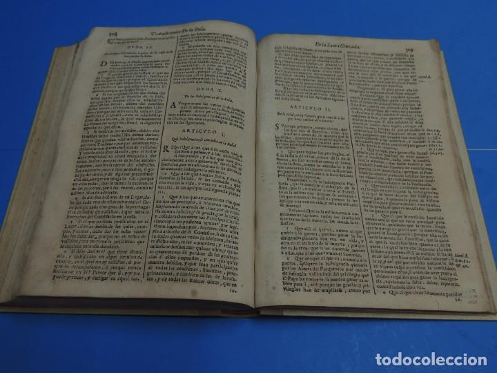 Libros antiguos: MEDULA DE LA THEOLOGIA MORAL.- BUSEMBAUM (AÑO 1700) - Foto 18 - 262922610