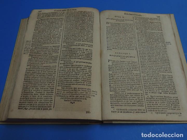Libros antiguos: MEDULA DE LA THEOLOGIA MORAL.- BUSEMBAUM (AÑO 1700) - Foto 19 - 262922610