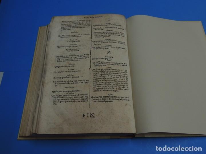 Libros antiguos: MEDULA DE LA THEOLOGIA MORAL.- BUSEMBAUM (AÑO 1700) - Foto 25 - 262922610