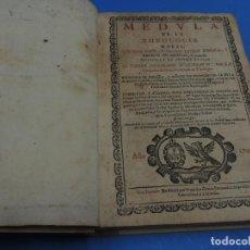 Libros antiguos: MEDULA DE LA THEOLOGIA MORAL.- BUSEMBAUM (AÑO 1700). Lote 262922610