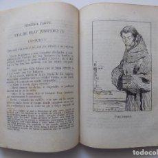 Libros antiguos: LIBRERIA GHOTICA. FLORECILLAS DEL GLORIOSO PADRE SAN FRANCISCO.1927.ILUSTRADO POR SEGRELLES.. Lote 262957390