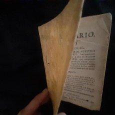 Libros antiguos: PRÁCTICA DE CONFESSONARIO. PAMPLONA, NAVARRA 1751. Lote 263055535