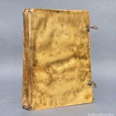 Libros antiguos: 1739 - SERMONES PREDICADOS EN QUITO POR IGNACIO DE CHIRIVOGA - ECUADOR - S. Lote 264204132