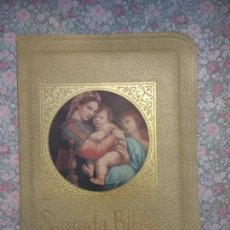 Libros antiguos: SAGRADA BIBLIA. LA PRENSA CATOLICA. Lote 265166169