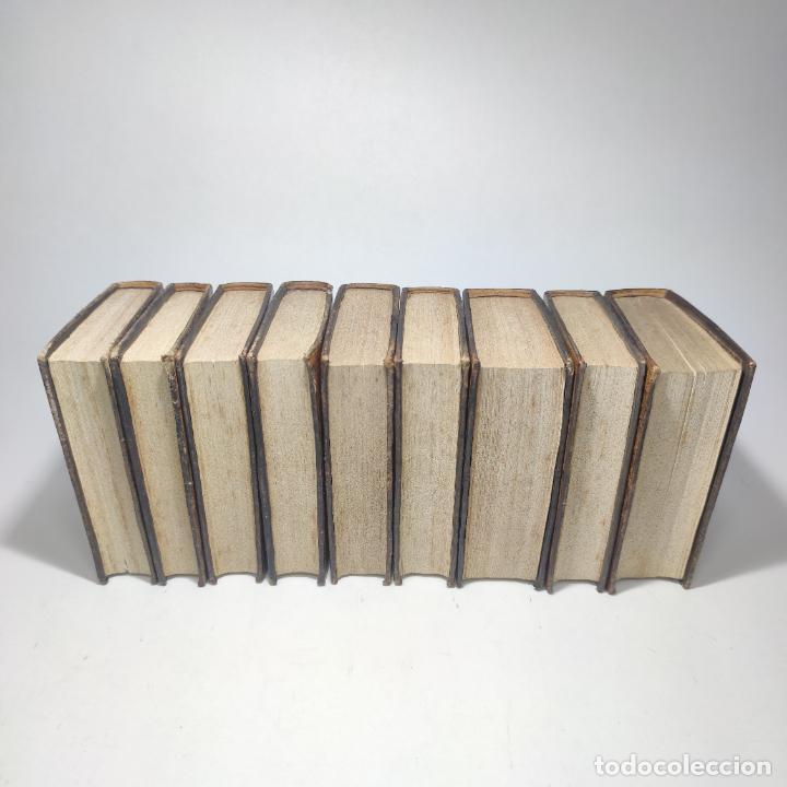 Libros antiguos: Summa totius theologiae. Sancti Thomae Aquinatis. 9 Tomos, nº 2,3,4,5,6,9,10,11,12. 1827. Madrid. - Foto 11 - 265828879
