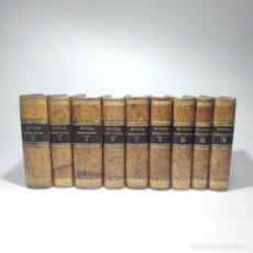 Libros antiguos: SUMMA TOTIUS THEOLOGIAE. SANCTI THOMAE AQUINATIS. 9 TOMOS, Nº 2,3,4,5,6,9,10,11,12. 1827. MADRID.. Lote 265828879