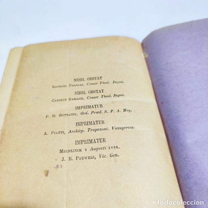 Libros antiguos: Praelectiones theologicae quas in collegio romano S.J. Joannes Perrone. 4 tomos. París. 1887. - Foto 11 - 265830979