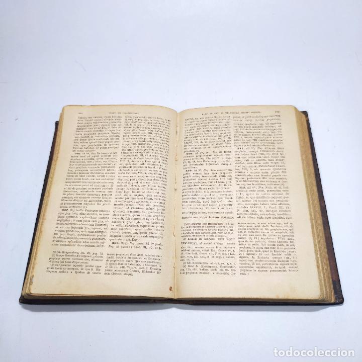 Libros antiguos: Praelectiones theologicae quas in collegio romano S.J. Joannes Perrone. 4 tomos. París. 1887. - Foto 17 - 265830979