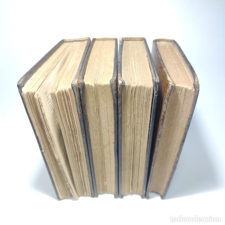 Libros antiguos: Praelectiones theologicae quas in collegio romano S.J. Joannes Perrone. 4 tomos. París. 1887. - Foto 33 - 265830979