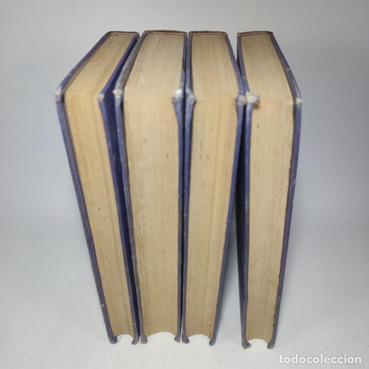 Libros antiguos: Diccionario de teología. Por el abate Bergier. 4 tomos. Madrid. 1847. Imp. Don Primitivo Fuentes. - Foto 14 - 265845699