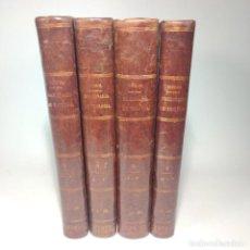 Libros antiguos: DICCIONARIO DE TEOLOGÍA. POR EL ABATE BERGIER. 4 TOMOS. MADRID. 1847. IMP. DON PRIMITIVO FUENTES.. Lote 265845699