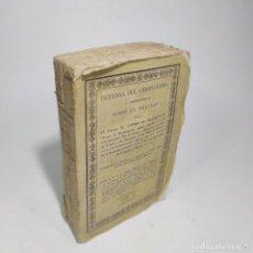 Libros antiguos: DEFENSA DE CRISTIANISMO O CONFERENCIAS SOBRE LA RELIJIÓN. TOMO III. FIRMADO POR EL AUTOR. 1826. MADR. Lote 268937099