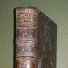 Libros antiguos: LOS PSALMOS, LOS PROVERBIOS Y EL ECLESIASTES. LA BIBLIA VULGATA LATINA ... 1792. Lote 269297673