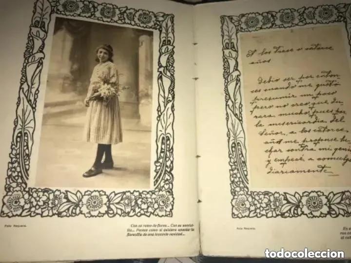 Libros antiguos: ANTIGUO LIBRO SERAFINILLO VÍCTIMA DE AMOR Y DOLOR A DE CASTRO ALBARRÁN 1935 SALAMANCA - Foto 4 - 269401448