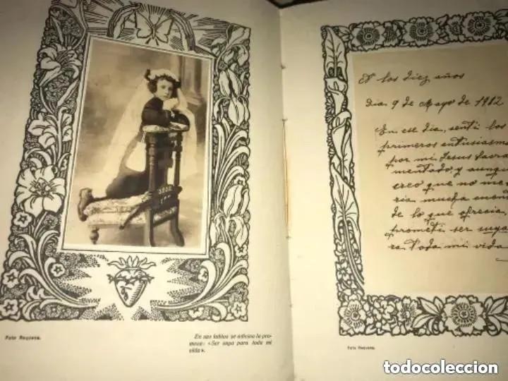 Libros antiguos: ANTIGUO LIBRO SERAFINILLO VÍCTIMA DE AMOR Y DOLOR A DE CASTRO ALBARRÁN 1935 SALAMANCA - Foto 5 - 269401448