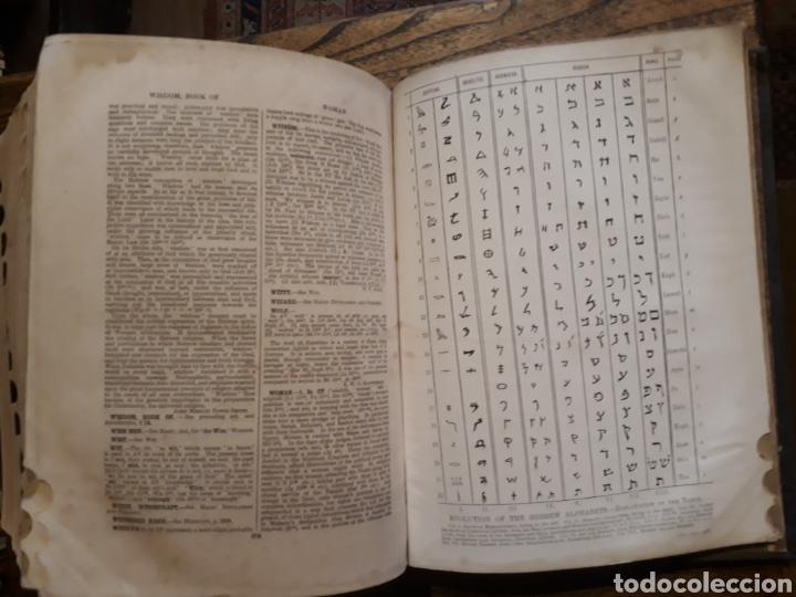 Libros antiguos: DICTIONARY OF THE BIBLE. 1910 James Hastings. Ilustrado. Úñero. Diccionario Biblia. Bíblico. - Foto 21 - 274390648