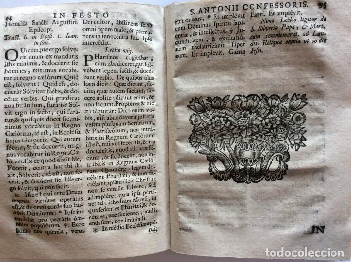 Libros antiguos: Officia Nova aut Innovata, ( 1721 ), Raro - Foto 21 - 275989263