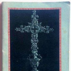 Libros antiguos: AMBEL AÑO 1929 / NOVENA EN HONOR DE LAS SANTAS RELIQUIAS / ZARAGOZA / 62 PÁGINAS / MUY ESCASO. Lote 276180403