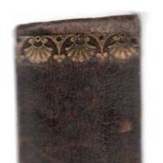 Libros antiguos: EL SACROSANTO Y ECUMENICO CONCILIO DE TRENTO, IGNACIO LOPEZ AYALA . SIERRA Y MARTI 1828, 7ª EDICION.. Lote 276456733