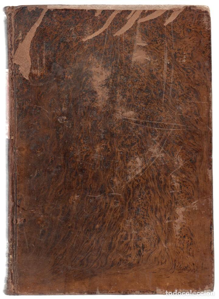 Libros antiguos: EL SACROSANTO Y ECUMENICO CONCILIO DE TRENTO, IGNACIO LOPEZ AYALA . SIERRA Y MARTI 1828, 7ª EDICION. - Foto 2 - 276456733