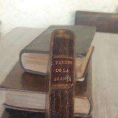 Libros antiguos: OFICIO DE LA SEMANA SANTA Y DE PASCUA, 1788. Lote 276547248
