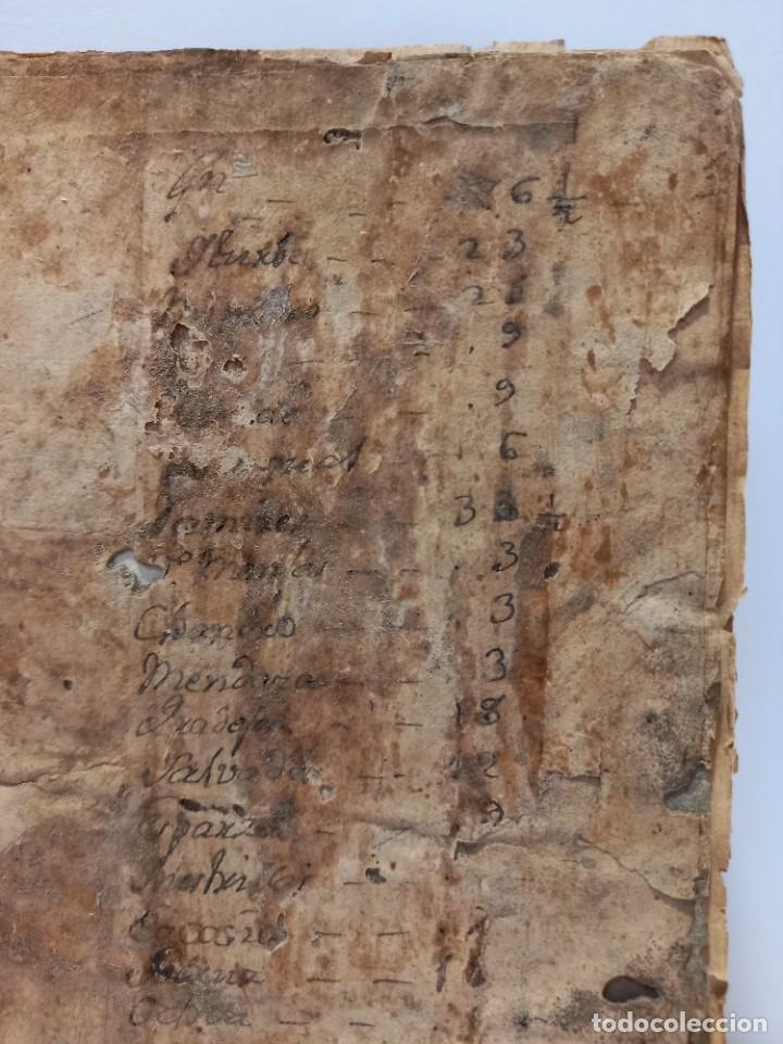 Libros antiguos: BREVIARIO CATÓLICO en latín. Siglos de XVII a XVIII. CALAGURITANA 1762. - Foto 2 - 276571488