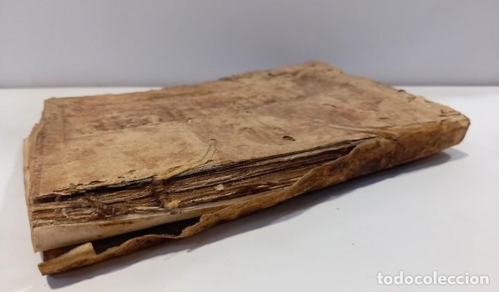 Libros antiguos: BREVIARIO CATÓLICO en latín. Siglos de XVII a XVIII. CALAGURITANA 1762. - Foto 5 - 276571488