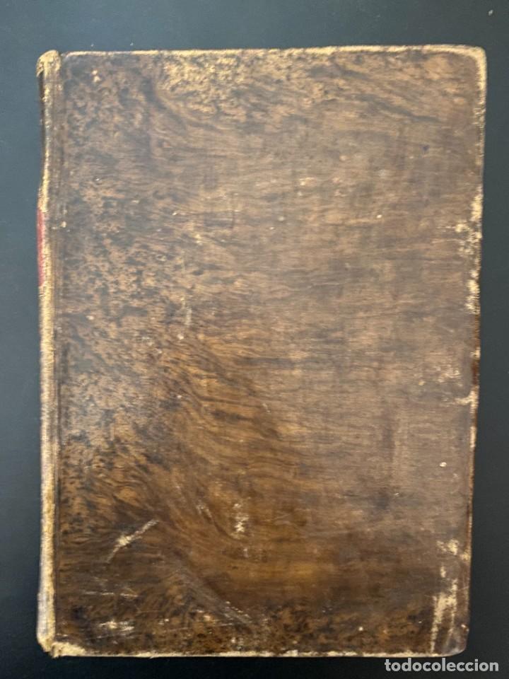 Libros antiguos: GUIA DE PECADORES. V.P.M.FR. LUIS DE GRANADA. IMPRENTA PANTALEON. AÑO 1759. PAGS: 477 - Foto 2 - 277089098