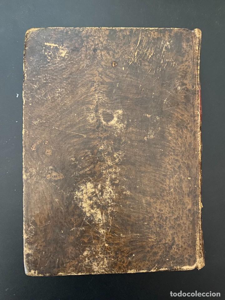 Libros antiguos: GUIA DE PECADORES. V.P.M.FR. LUIS DE GRANADA. IMPRENTA PANTALEON. AÑO 1759. PAGS: 477 - Foto 7 - 277089098