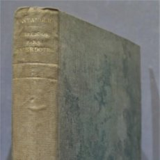 Libros antiguos: 1814.- EJERCICIOS ESPIRITUALES PARA SACERDOTES. FR. MIGUEL DE SANTANDER. TOMO II. Lote 277091373