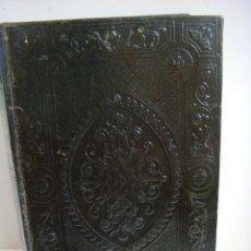 Libros antiguos: LIBRO DE CAMINO RECTO Y SEGURO PARA LLEGAR AL CIELO,POR ANTONIO MªCLARET AÑO 1900-(&). Lote 277298448