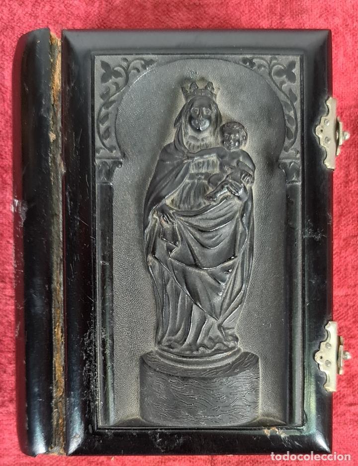 DEVOCIONARIO DE LA MUJER CATÓLICA. EDUARDO VILARRASA. LLORENS HERMANOS. 1884. (Libros Antiguos, Raros y Curiosos - Religión)