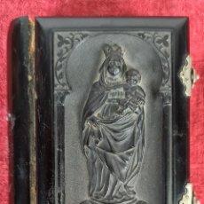 Libros antiguos: DEVOCIONARIO DE LA MUJER CATÓLICA. EDUARDO VILARRASA. LLORENS HERMANOS. 1884.. Lote 277682613